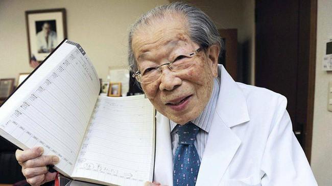 3 nguyên tắc giúp sống trường thọ của người Nhật
