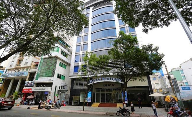 Cho thuê mặt bằng văn phòng Topaz Building 66 Phó Đức Chính