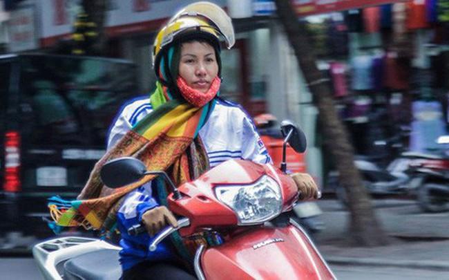 Người Hà Nội run run trong cái lạnh đầu mùa