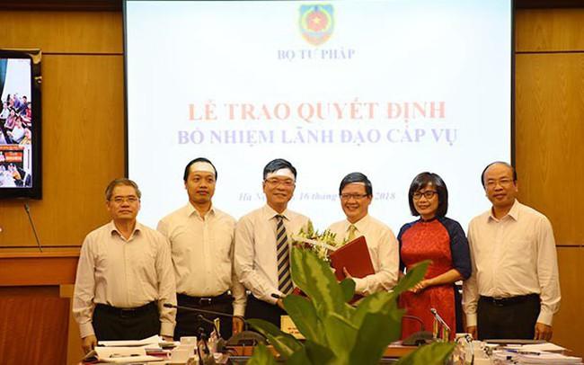 Ông Mai Lương Khôi làm Tổng cục trưởng Thi hành án dân sự
