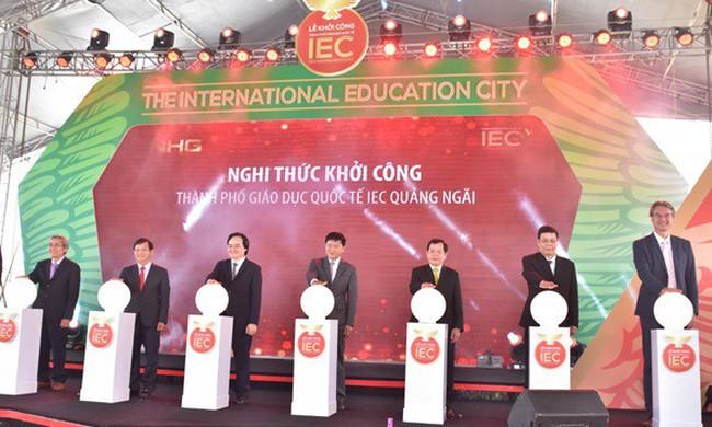 Có hay không việc Đại học Hoa Sen gia nhập Tập đoàn giáo dục Nguyễn Hoàng