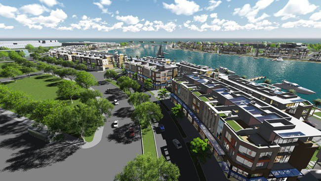 Hạ tầng giao thông tăng tốc để về đích, điểm cộng hút vốn của Tuần Châu Marina