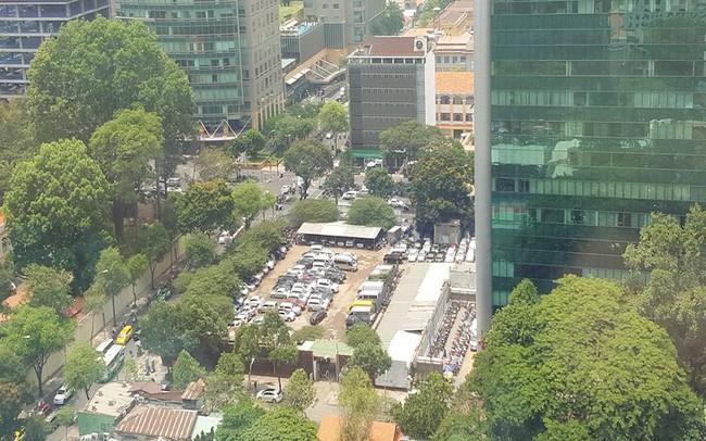 Thu hồi dự án 5.000m2 đất vàng giữa trung tâm Sài Gòn