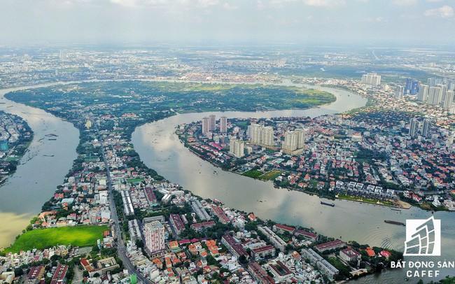 TPHCM: Đâu là khu vực tăng trưởng nóng của phân khúc căn hộ?