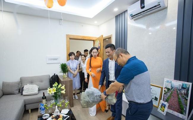 Căn hộ mới 1,3 tỷ đồng của HLV Park Hang Seo vừa nhận từ một công ty môi giới BĐS