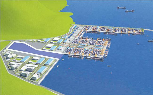 Xem xét, báo cáo Chính phủ việc bố trí vốn đầu tư cảng Liên Chiểu