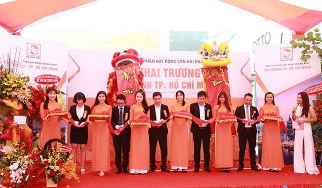 Hải Phát Land khai trương chi nhánh thứ 18 tại TP. Hồ Chí Minh