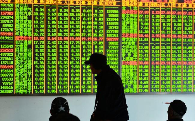 Chứng khoán Trung Quốc có phiên tăng mạnh nhất kể từ năm 2016