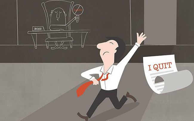 """Hóa ra lý do khiến nhiều người quyết định nghỉ việc là đây: Ông chủ nào cũng cần phải biết để không """"tuột mất"""" nhân tài"""