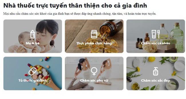 Chăm sóc sức khỏe thời 4.0: Quẳng gánh lo đi mà mua thuốc online