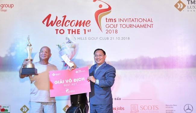 TMS Invitational Golf Tournament 2018: Trao thưởng 10 tỷ đồng cho các golfer xuất sắc