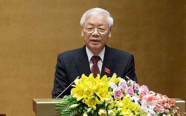 Lãnh đạo thế giới chúc mừng Chủ tịch nước Nguyễn Phú Trọng