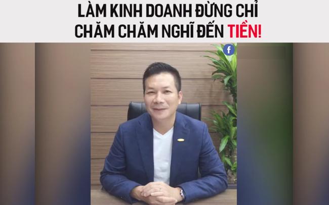Shark Phạm Thanh Hưng: Làm kinh doanh đừng chăm chăm nghĩ đến tiền, khi bạn tạo ra giá trị cho cộng đồng tiền tự nhiên sẽ tới!