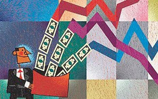 Khối ngoại tiếp tục bán ròng, sắc đỏ bao trùm thị trường trong phiên 25/10