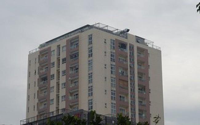 TP.HCM: Đề nghị 'cắt ngọn' chung cư La Bonita mở văn phòng trên mái nhà