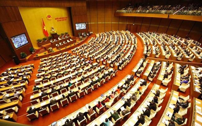 [TRỰC TIẾP]: Quốc hội đánh giá tình hình kinh tế - xã hội đất nước