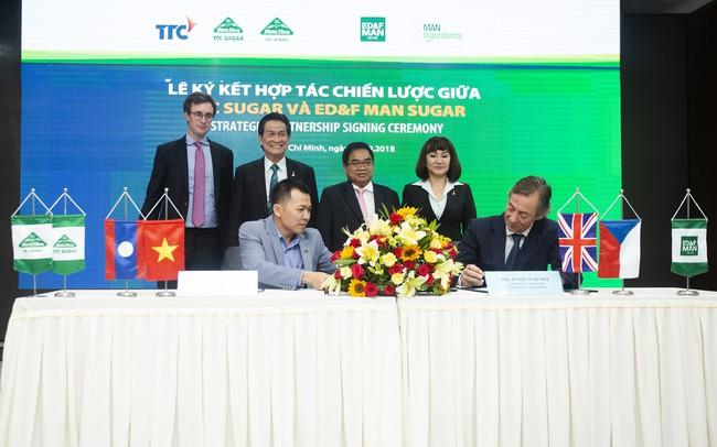 TTC Sugar hợp tác chiến lược xuất đường sang châu Âu, dự kiến mảng Organic chiếm 8% doanh số đường đến năm 2022