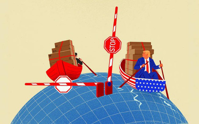 """Đại biểu Hà Sỹ Đồng: Việt Nam có thể trở thành """"vịnh tránh bão"""" trong cuộc chiến thương mại Mỹ - Trung"""