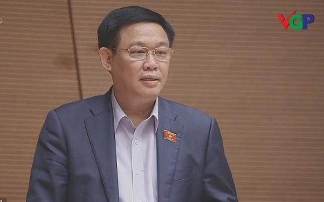 Phó Thủ tướng: Nợ xấu đã giảm rất mạnh về 6,7%, riêng tỷ lệ nợ xấu nội bảng chỉ còn 2%