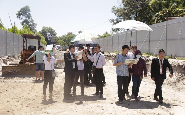 Bất động sản vùng đô thị Tp.HCM mở rộng: Cơn sốt đất bất thường ở Bình Châu (Vũng Tàu)