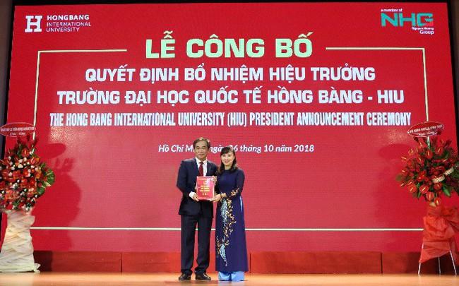 """NGND.PGS.TS Hồ Thanh Phong: Biến """"sáng tạo"""" thành lợi thế cạnh tranh xuất sắc của trường Đại học quốc tế Hồng Bàng"""