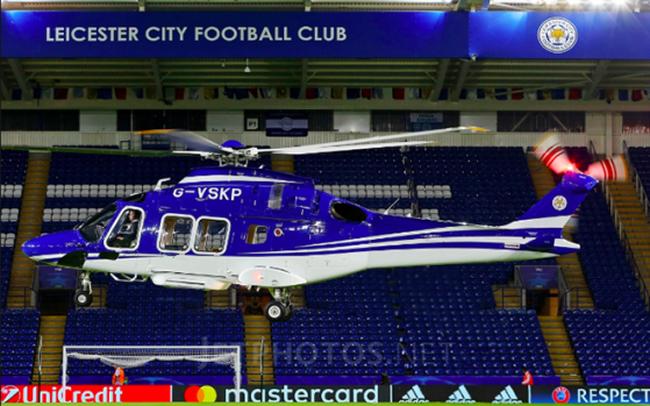 Chiếc trực thăng gặp tai nạn thảm khốc của ông chủ Leicester có gì đặc biệt?