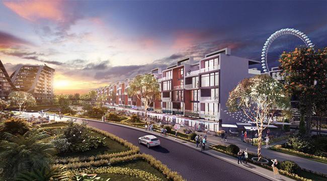 Đầu tư vào shopvilla - Chọn nghỉ dưỡng hay nội đô?