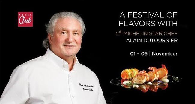 Khám phá ẩm thực Pháp đỉnh cao cùng đầu bếp 2 sao Michelin Alain Dutournier