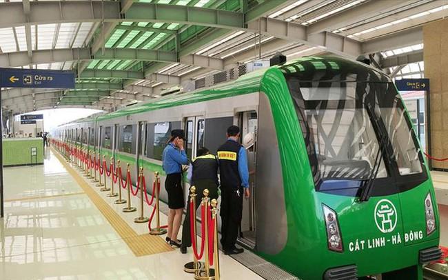 2 dự án đường sắt đô thị Hà Nội: Đội giá hơn 17.000 tỷ đồng