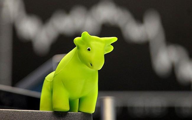 Lực bán tăng dần trong phiên chiều, Vn-Index ghi nhận chuỗi 9 phiên giảm liên tiếp