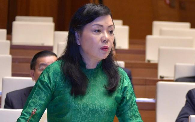Bộ trưởng Nguyễn Thị Kim Tiến: Tổ chức Y tế thế giới khuyến cáo Việt Nam nên xuất khẩu vaccin