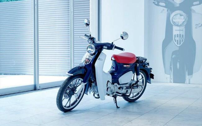 Super Cub C125 ra mắt thị trường Việt Nam, giá đắt ngang SH