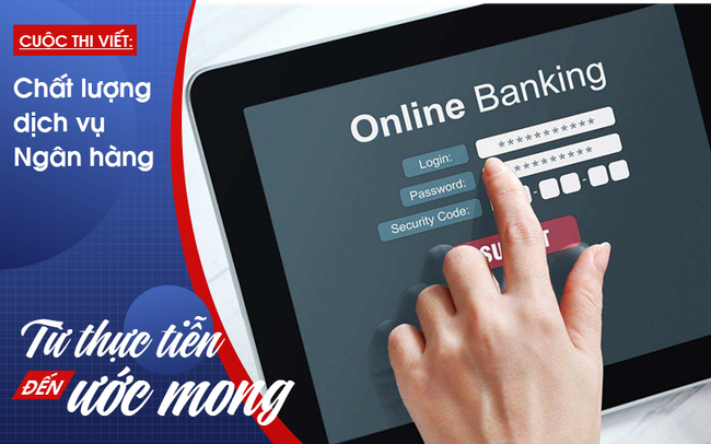 Nhân viên ngân hàng còn chưa sử dụng hết dịch vụ của ngân hàng điện tử thì làm sao giới thiệu cho khách hàng?