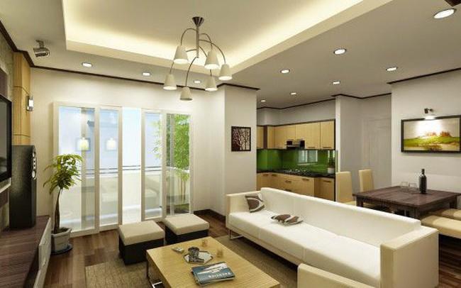 Hà Nội: Căn hộ chung cư giảm mạnh thanh khoản