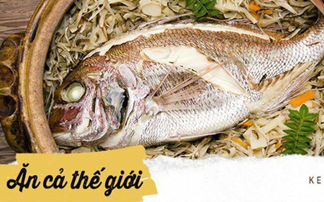 Để ý mới thấy, người Nhật rất thích ăn cá và đây chính là những cái tên nổi tiếng không thể bỏ qua