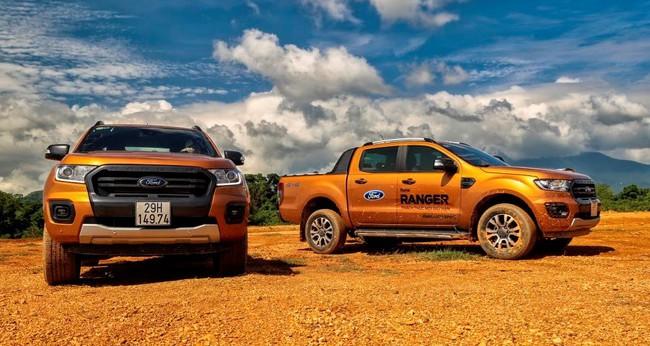 Điều gì khiến Ford Ranger thành công trên thị trường Việt Nam?