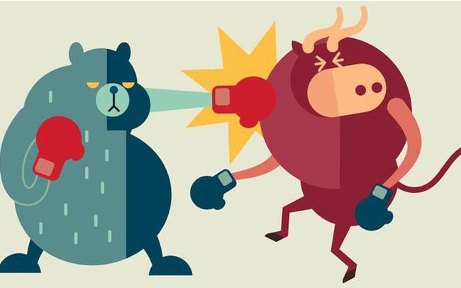 Chốt lời mạnh cổ phiếu dầu khí, ngân hàng, Vn-Index mất hơn 15 điểm trong phiên cuối tuần