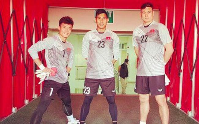 HLV Park Hang-seo có thể triệu tập 4 thủ môn lên ĐTQG chuẩn bị AFF Cup 2018