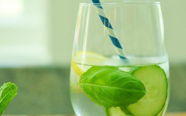 Những loại nước nên uống ngay sau khi ngủ dậy để thải độc giúp cơ thể luôn mạnh khoẻ