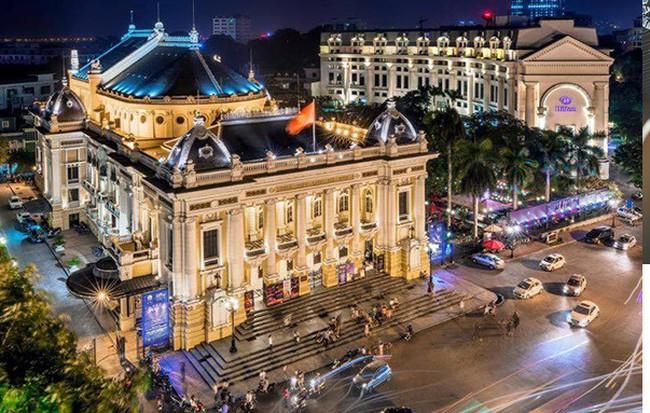 Tái hiện đầy cảm hứng kiến trúc Tân cổ điển giữa lòng Hà Nội