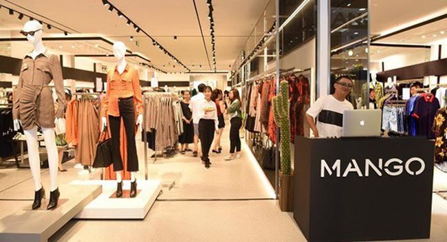 MANGO khai trương cửa hàng thứ 8 tại trung tâm thương mại Vincom Center Thảo Điền