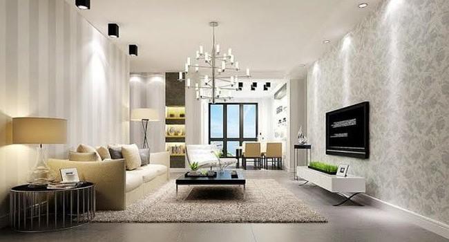 Giấy dán tường còn được ưa chuộng trong nội thất hiện đại?