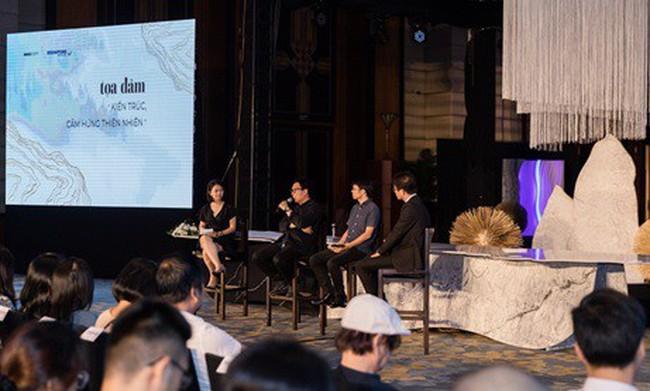 Cuộc hội ngộ của các anh tài trong giới kiến trúc sư Việt Nam