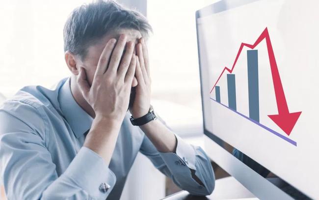 Lực bán tăng mạnh trong phiên chiều, Vn-Index đóng cửa tại mức thấp nhất phiên