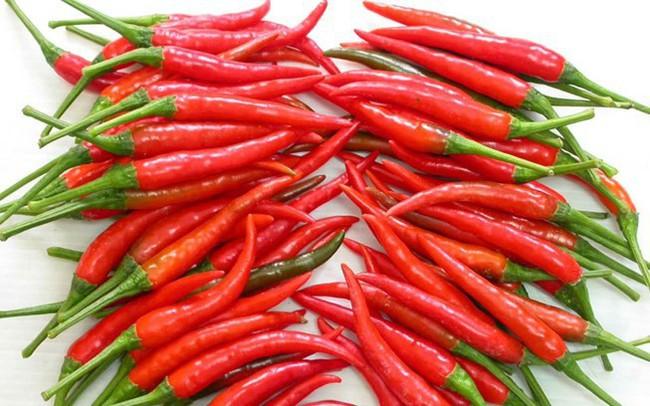 Malaysia tạm dừng nhập khẩu ớt từ Việt Nam