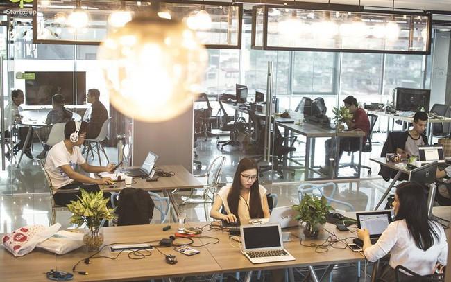 Nở rộ Startup, những thương hiệu co-working lớn trên thế giới đang hướng về Việt Nam