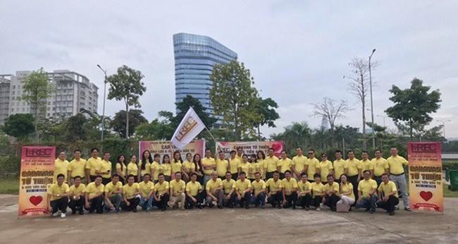 CLB Bất động sản Tp.HCM góp 300 triệu cho công tác xã hội tại Đồng Nai