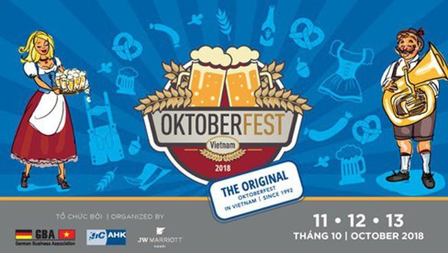 Sức nóng của ngày hội bia Oktoberfest đúng điệu tại JW Marriott Hanoi