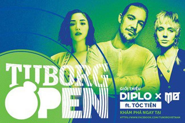 Tuborg Open 2018 - Dự án âm nhạc quốc tế đặc sắc dành cho giới trẻ vào tháng 10