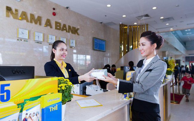 Nam A Bank được mở mới 5 chi nhánh và 30 phòng giao dịch